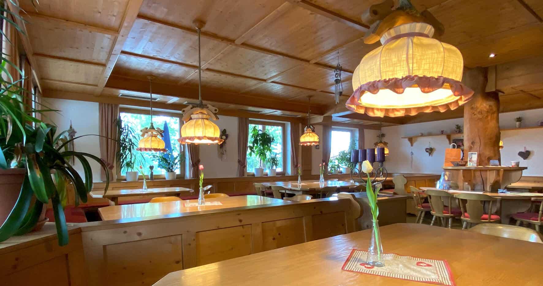 Restaurant Bannwaldsee